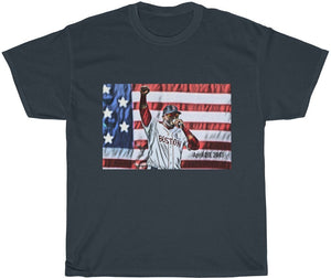 David Ortiz Boston Strong T-Shirt