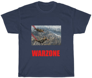 Warzone T Shirt (Survive, It's Your Duty)