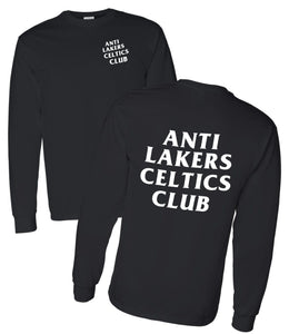 Celtics fan club shirt
