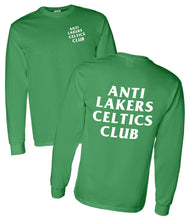 Load image into Gallery viewer, Anti Lakers Celtics Club Shirt