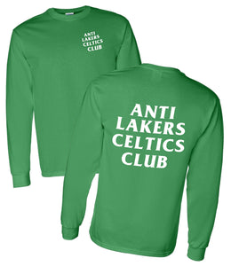Anti Lakers Celtics Club Shirt