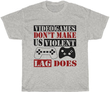 Load image into Gallery viewer, Violent Video Games T-Shirt