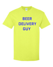Load image into Gallery viewer, Funny neon shirt beer