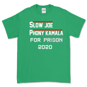 Slow Joe Phony Kamala T-Shirt