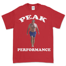 Load image into Gallery viewer, Bill Belichick Peak Performance T-Shirt
