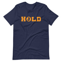 Load image into Gallery viewer, Bitcoin Hold T-Shirt