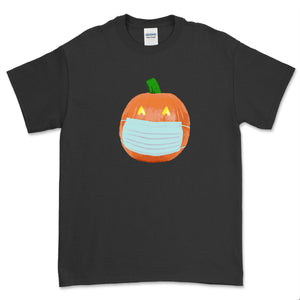 Black Halloween T Shirt
