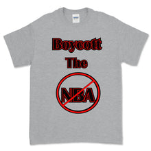 Load image into Gallery viewer, Boycott the NBA T-Shirt