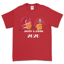 Load image into Gallery viewer, Brady Gronk 2020 Tampa Bay T Shirt
