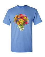 Load image into Gallery viewer, Bouquet of Flowers Tee