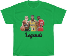 Load image into Gallery viewer, magic johnson t-shirt