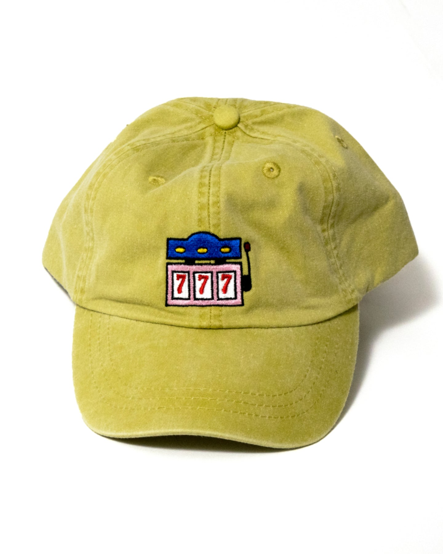 Lucky Casino Embroidered Dad Hat