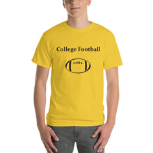 Load image into Gallery viewer, College Football T Shirt