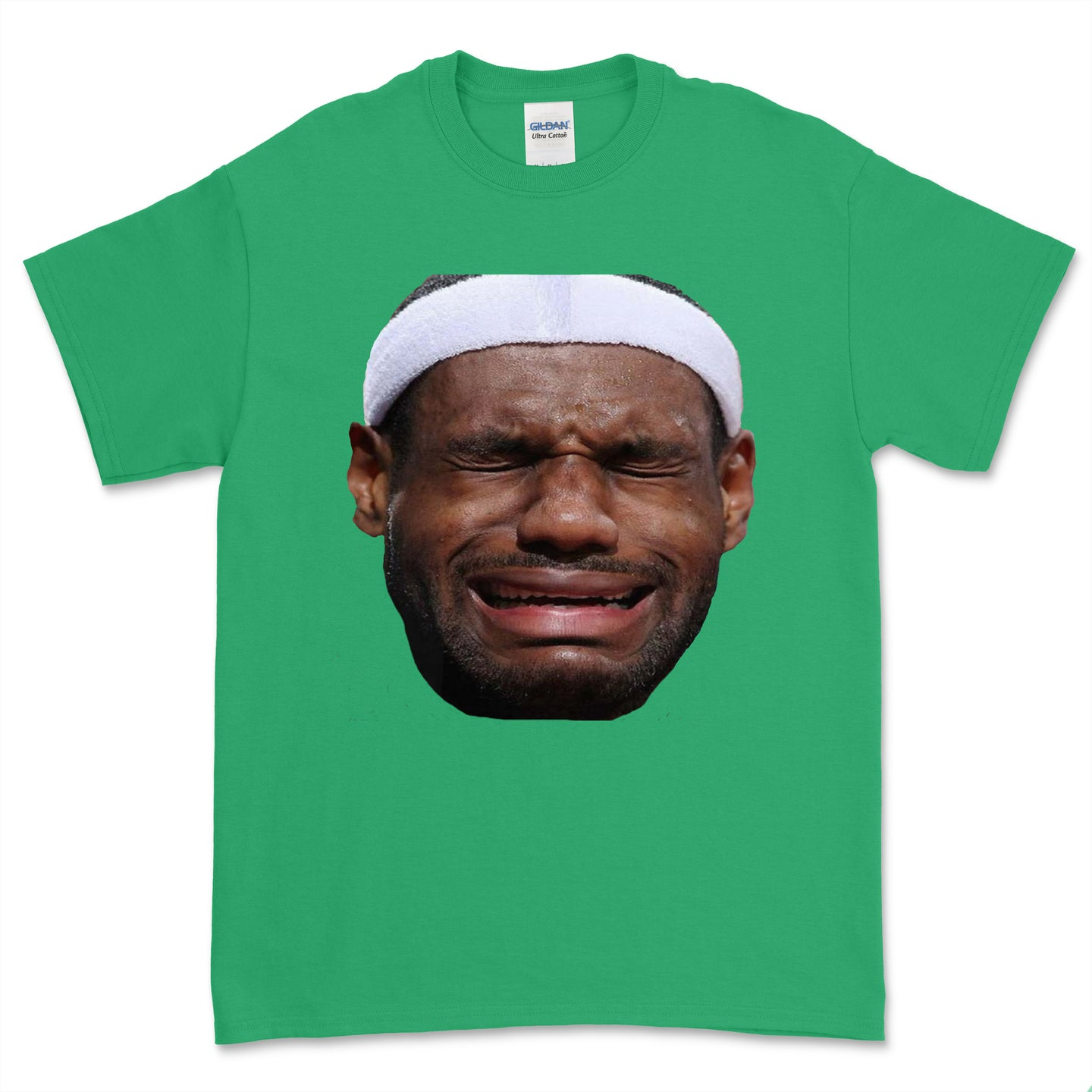 Crying Lebron James T-Shirt