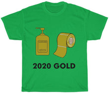 Load image into Gallery viewer, 2020 Gold T-Shirt
