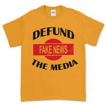 Load image into Gallery viewer, Defund the Media T-Shirt