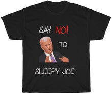 Load image into Gallery viewer, Sleepy Joe T Shirt (Funny Anti Biden)