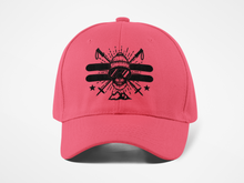 Load image into Gallery viewer, Ski the East Skull Dad Hat