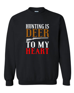 hunting sweatshirt yeah guy