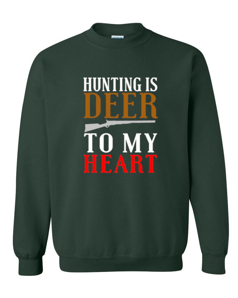 hunting sweatshirt