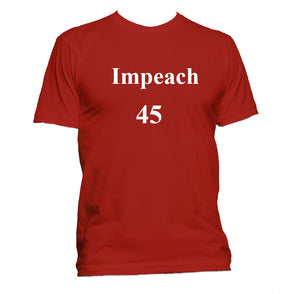 Impeach Donald Trump Now T-shirt