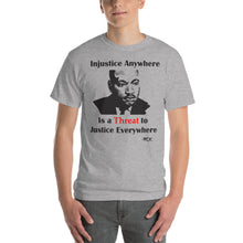 Load image into Gallery viewer, MLK Inspiration Quote T-Shirt