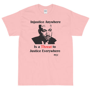 MLK Inspiration Quote T-Shirt