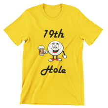 Load image into Gallery viewer, Golf Hole 19 T Shirt