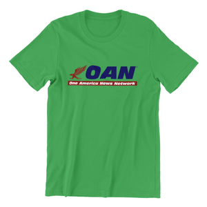 OAN T Shirt One America News Network