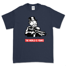 Load image into Gallery viewer, Monopoly The World is Yours T-Shirt