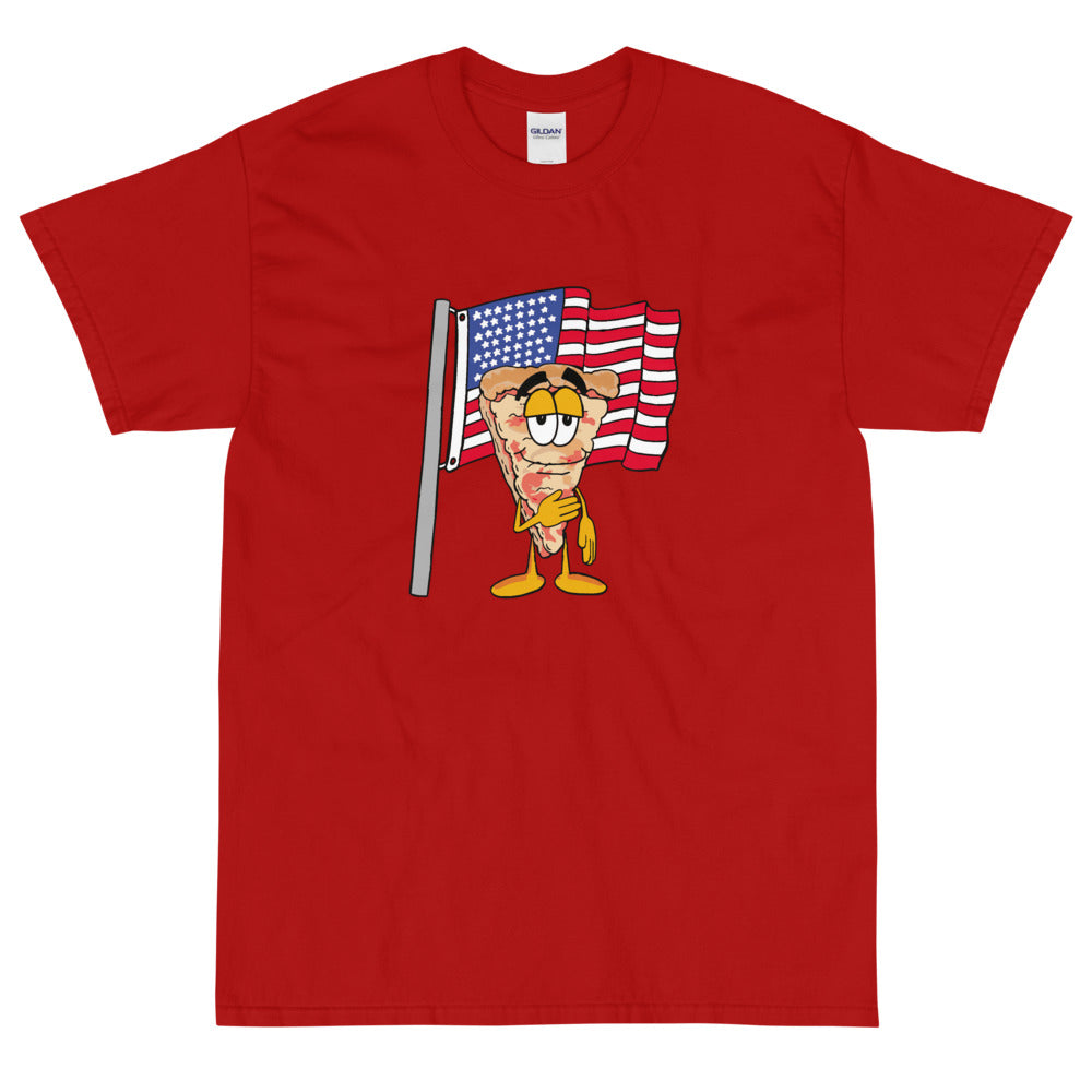 Patriotic Pizza T-Shirt