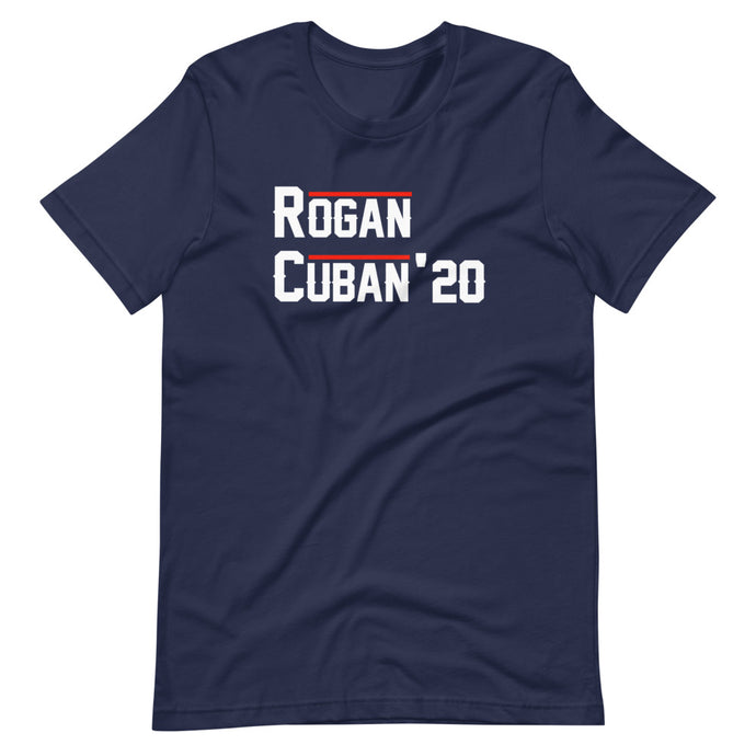Rogan Cuban 2020 T-Shirt