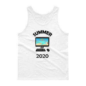 Men's Beach Tank Top Summer 2020