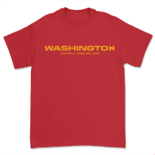 Load image into Gallery viewer, Washington Football Team T-Shirt