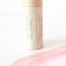 Cabernet Cutie: Cocoa Butter Infused Lip & Cheek Stain