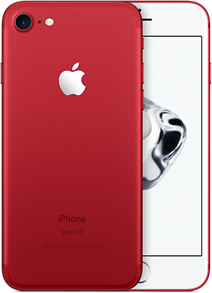 Iphone 7 - 128 gb - red