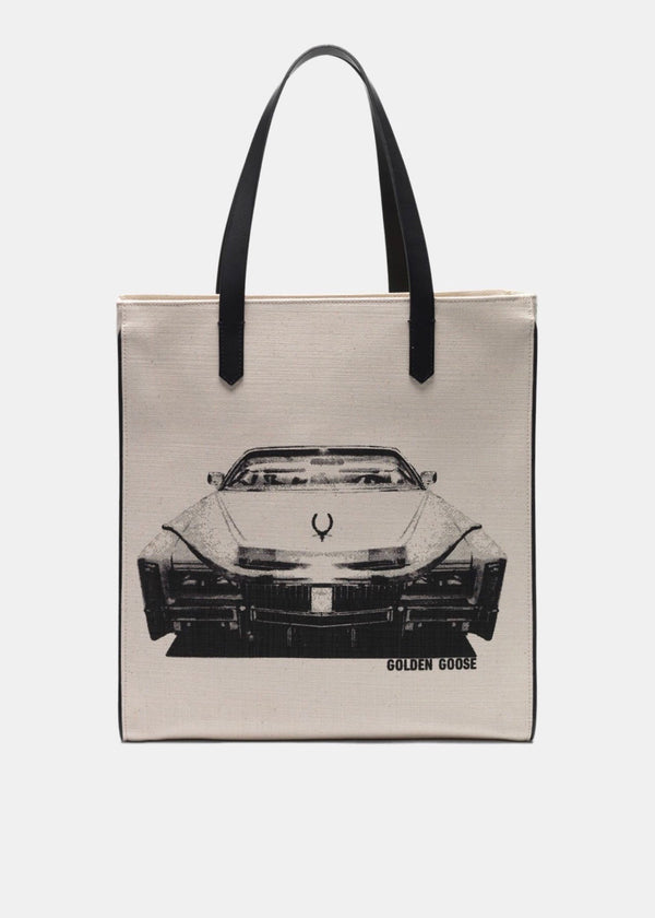 Golden Goose California Bag Car