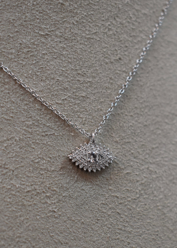 EF Collection Evil Eye Necklace