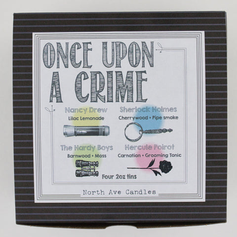 Once Upon a Crime | Boxset Sampler