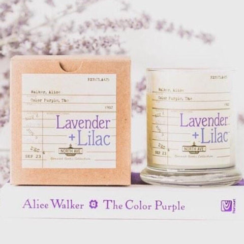 Lavender + Lilac / Inspired by The Color Purple