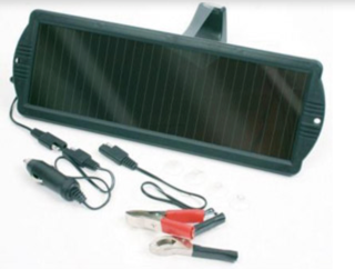 Solar Panel Battery Maintainer 1.5W -  Fast Delivery, Fabulous Prices...