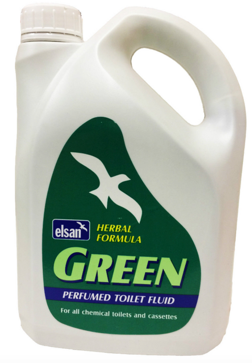 Elsan Green Herbal Formula - 2 litre Clearance