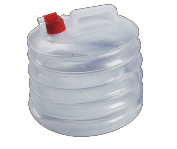 Liberty Leisure Concertina Water Carrier - 15ltr