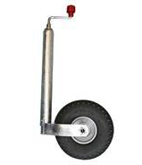 AL-KO Alko Plus Jockey Wheel  (Pneumatic Tyre)