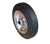 Jockey Wheel & Tyre Only 200mm x 40mm