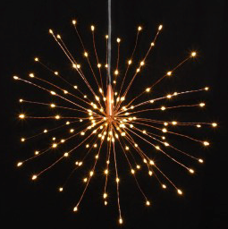 Starburst - 40cm Copper Remote Control
