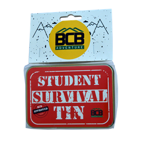Student Survival Tin