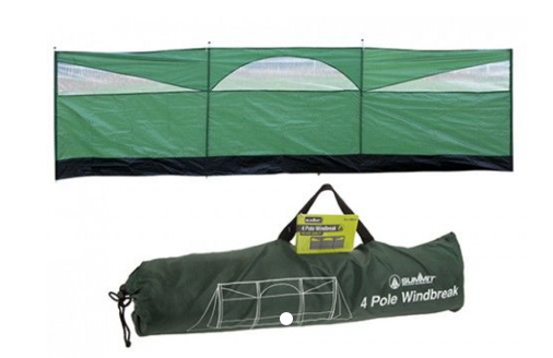 Windbreak with Carry Bag