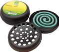 Mossy Box Mosquito Coil Holder