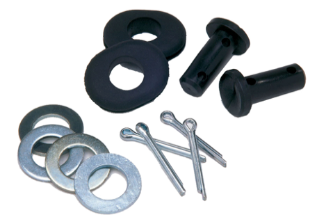 AL-KO Alko Spare Wheel Carrier Grommet  Kit - Original